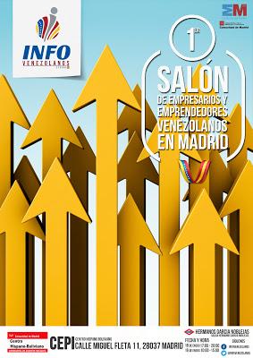 Emprendedores venezolanos en Madrid