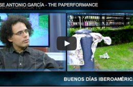 Entrevista – Iberoamérica TV