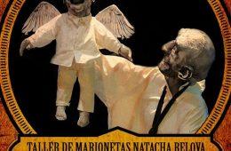 "La maestra titiritera Natacha Belova ""se aparecerá"" en julio en Madrid"
